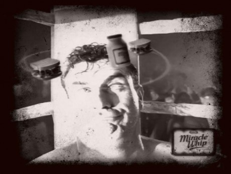 Miracle Whip - The Big Fight (Dirty Sepia)