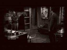 JP Manoux - Men at Work scenes (Dirty Sepia)