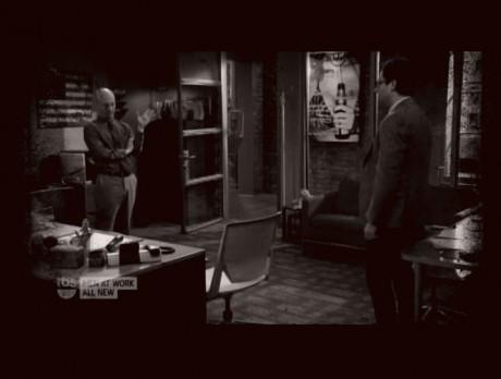 JP Manoux - Men at Work scenes (Dirty Sepia)