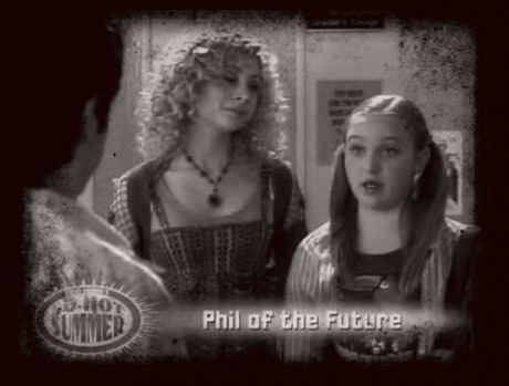 Phil of the Future Season 2 Episode 16 - Where's the Wizard? (Dirty Sepia)